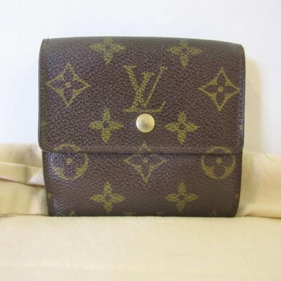 Louis Vuitton Handbags - Louis Vuitton Monogram Elise Wallet